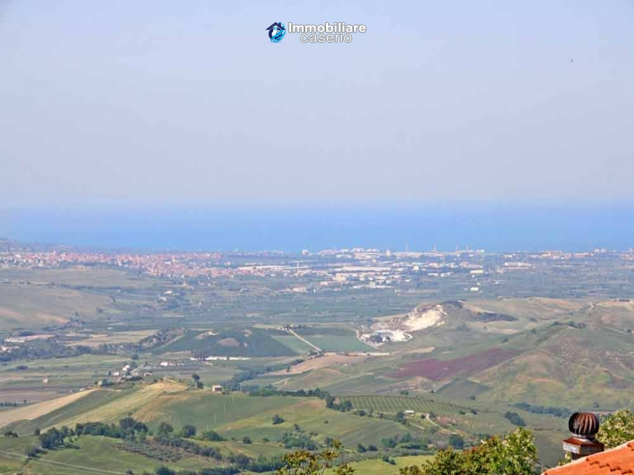 Buying property with sea view for sale in Italy, Molise, Mafalda
