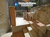 Renovated house with terrace and garden near the Adrtiatic sea for sale in Mafalda 42