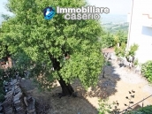 Buying a house with garden and sea view for sale in Molise, village Mafalda 14