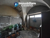 Buying a house with garden and sea view for sale in Molise, village Mafalda 17