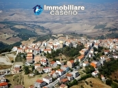Buying a house with garden and sea view for sale in Molise, village Mafalda 23