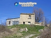 Country stonehouse with land for sale in Guilmi 2