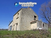 Country stonehouse with land for sale in Guilmi 3