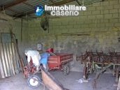 Country stonehouse with land for sale in Guilmi 7