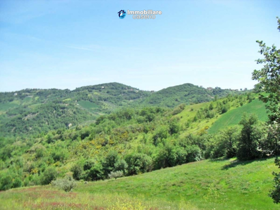 Two hectares of agricultural land in Gessopalena