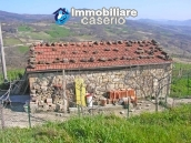Stone cottage with land for sale in Guilmi, Abruzzo 10