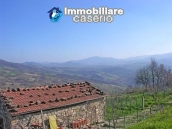 Stone cottage with land for sale in Guilmi, Abruzzo 11