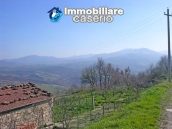 Stone cottage with land for sale in Guilmi, Abruzzo 12