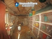 Stone cottage with land for sale in Guilmi, Abruzzo 13