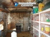 Stone cottage with land for sale in Guilmi, Abruzzo 14