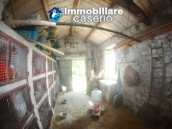 Stone cottage with land for sale in Guilmi, Abruzzo 15