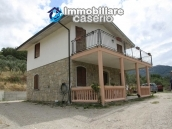 Stone villa habitable for sale in Roccavivara, Campobasso, Molise, Italy 1