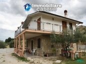 Stone villa habitable for sale in Roccavivara, Campobasso, Molise, Italy 2
