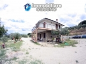 Stone villa habitable for sale in Roccavivara, Campobasso, Molise, Italy 8