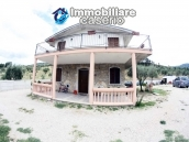 Stone villa habitable for sale in Roccavivara, Campobasso, Molise, Italy 9