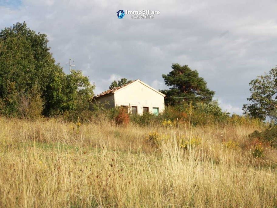 Country house with land in Salcito