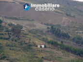 Farmhouse to renovate with 10 acres for sale in Carpineto Sinello, Abruzzo 13