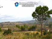 Farmhouse to renovate with 10 acres for sale in Carpineto Sinello, Abruzzo 14