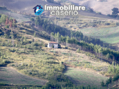 Farmhouse to renovate with 10 acres for sale in Carpineto Sinello, Abruzzo 15