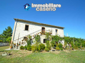 Ancient country house completely renovated for sale in Abruzzo, Italy 1