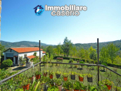 Ancient country house completely renovated for sale in Abruzzo, Italy 13