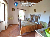 Ancient country house completely renovated for sale in Abruzzo, Italy 15