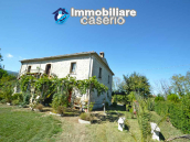Lovely country house with land and view in Abruzzo!! 2