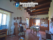 Ancient country house completely renovated for sale in Abruzzo, Italy 23