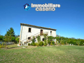 Lovely country house with land and view in Abruzzo!! 3
