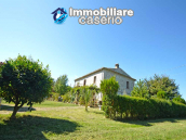 Lovely country house with land and view in Abruzzo!! 7