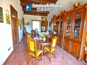 Ancient country house completely renovated for sale in Abruzzo, Italy 9