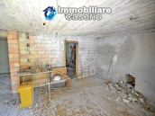 Country house surrounded by greenery with hilly views for sale in Molise 12