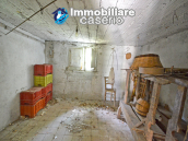 Country house surrounded by greenery with hilly views for sale in Molise 15
