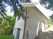 Country house surrounded by greenery with hilly views for sale in Molise 3