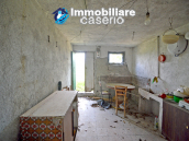 Country house surrounded by greenery with hilly views for sale in Molise 4