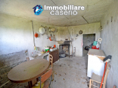 Country house surrounded by greenery with hilly views for sale in Molise 5