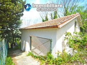 Country house surrounded by greenery with hilly views for sale in Molise 9