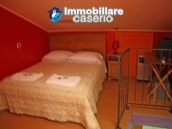 Town house sold furnished in Montenero di Bisaccia 8