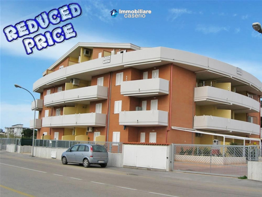Apartment next to the beach in Lido di Campomarino, Molise