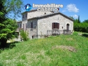 Stone house for sale with land in Bagnoli del Trigno, Molise 2