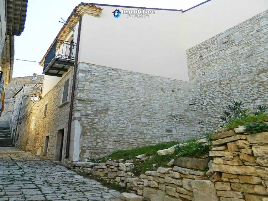 Town house for sale in Provvidenti, Campobasso, Molise