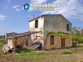 Country house for sale with land in Marina di Chieuti, Foggia, Puglia 3