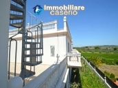 Villas with sea view and garden for sale in Abruzzo, Italy, Cupello 21