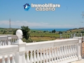 Villas with sea view and garden for sale in Abruzzo, Italy, Cupello 5