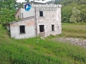 Stone cottage for sale to restore in Molise 1