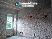 Stone cottage for sale to restore in Molise 11