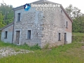 Stone cottage for sale to restore in Molise 2