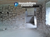 Stone cottage for sale to restore in Molise 8