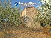 Stone house for sale in wonderful location in Abruzzo's hills 10