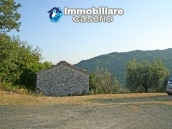 Stone house for sale in wonderful location in Abruzzo's hills 11
